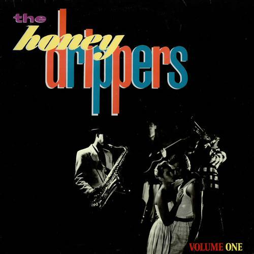 Honeydrippers Sea Of Love cover art