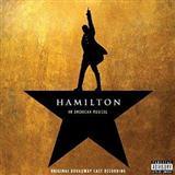 Lin-Manuel Miranda My Shot (from Hamilton) (arr. Roger Emerson) cover art