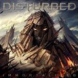Disturbed The Sound Of Silence arte de la cubierta