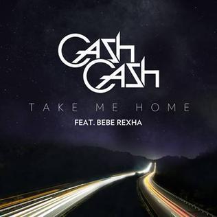 Cash Cash Take Me Home (feat. Bebe Rexha) cover art