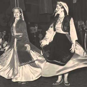 Traditional Armenian Song Soufflez Une Brise cover art