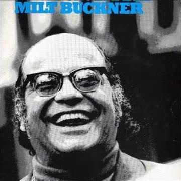 Milt Buckner Hamp's Boogie Woogie cover art