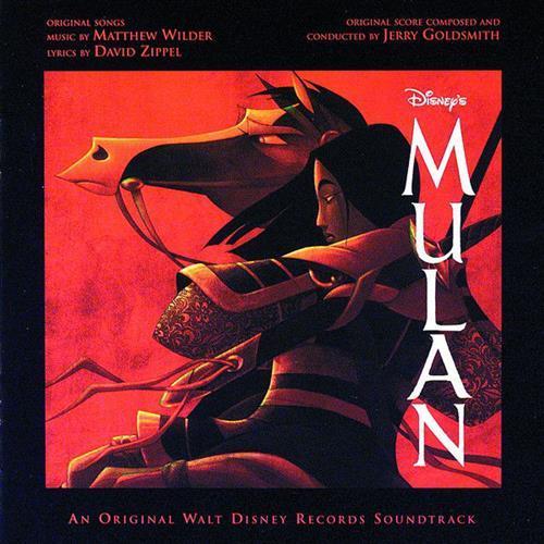 David Zippel I'll Make A Man Out Of You (arr. Roger Emerson) cover art