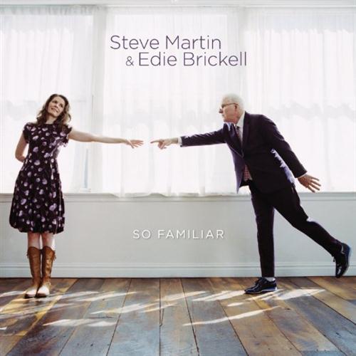 Stephen Martin & Edie Brickell She's Gone cover art