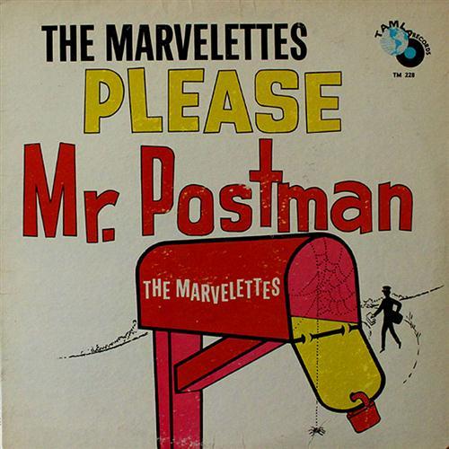 The Marvelettes Please Mr. Postman cover art
