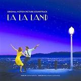 Ryan Gosling & Emma Stone City Of Stars (from La La Land) l'art de couverture