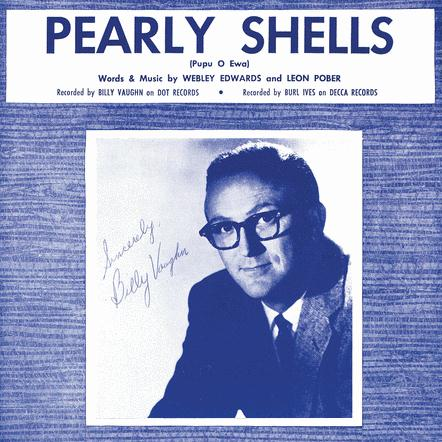 Don Ho Pearly Shells (Pupu O Ewa) cover art