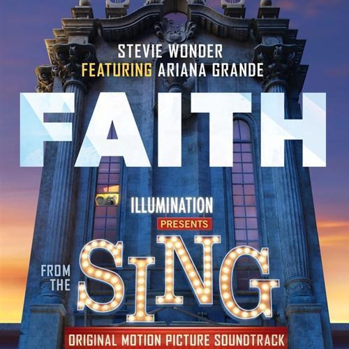 Stevie Wonder Faith (feat. Ariana Grande) cover art