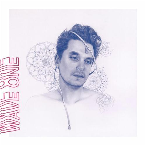 John Mayer You're Gonna Live Forever In Me cover art