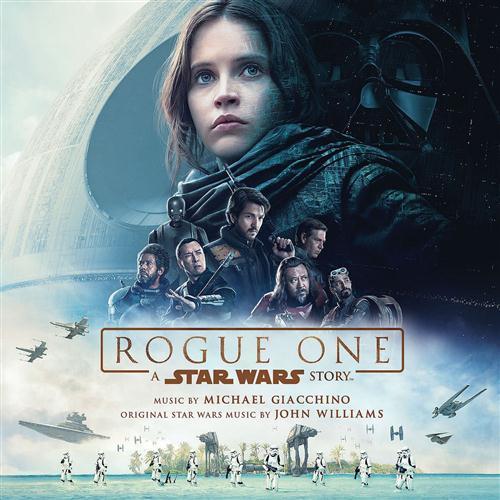 Michael Giacchino Rogue One cover art
