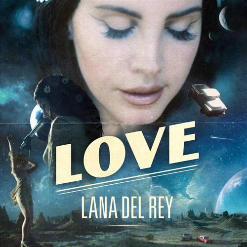 Lana Del Rey Love cover art
