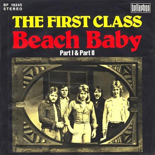 First Class Beach Baby cover art