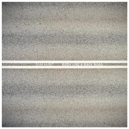 Sam Hunt Body Like A Back Road cover art