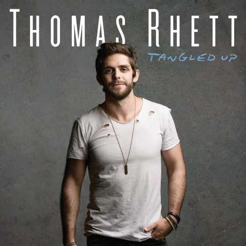 Thomas Rhett Die A Happy Man cover art