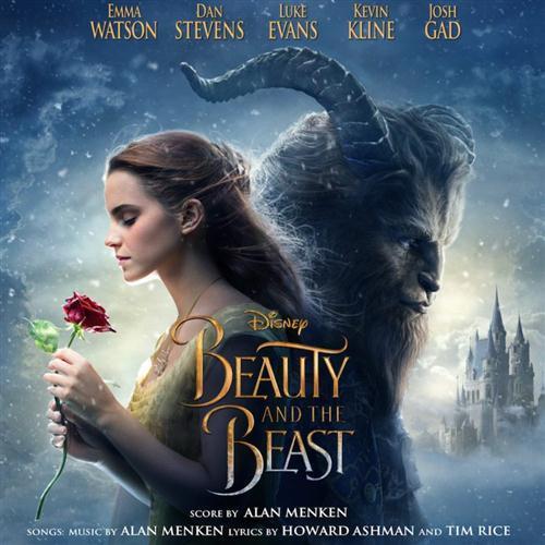 Ariana Grande & John Legend Beauty And The Beast cover art