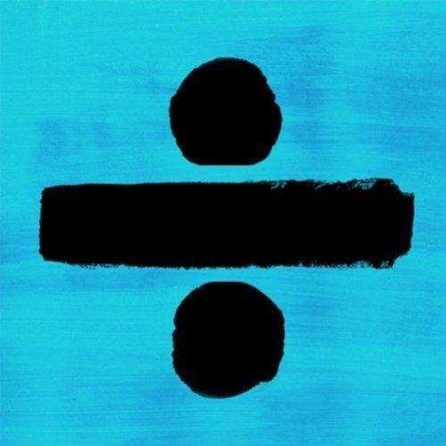 Ed Sheeran Eraser cover art