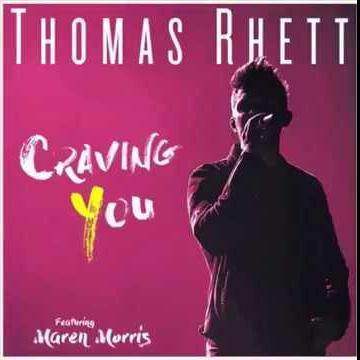 Thomas Rhett feat. Maren Morris Craving You cover art