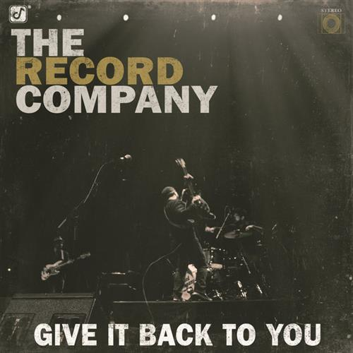 The Record Company Off The Ground cover art