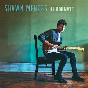 Shawn Mendes There's Nothing Holdin' Me Back cover art