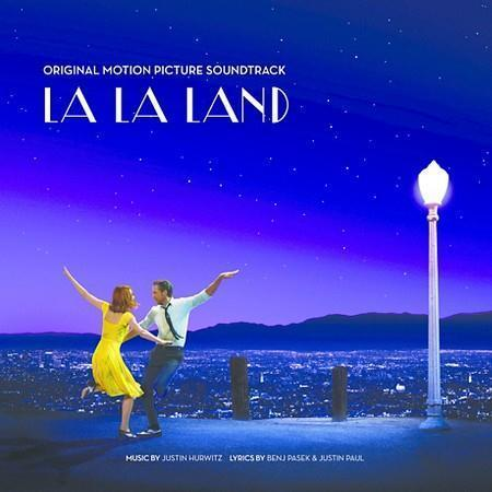 Ryan Gosling & Emma Stone A Lovely Night (from La La Land) cover art