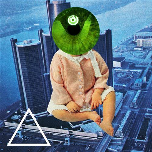 Clean Bandit Rockabye (feat. Sean Paul & Anne-Marie) cover art