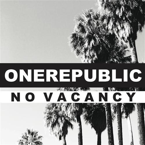 OneRepublic No Vacancy cover art