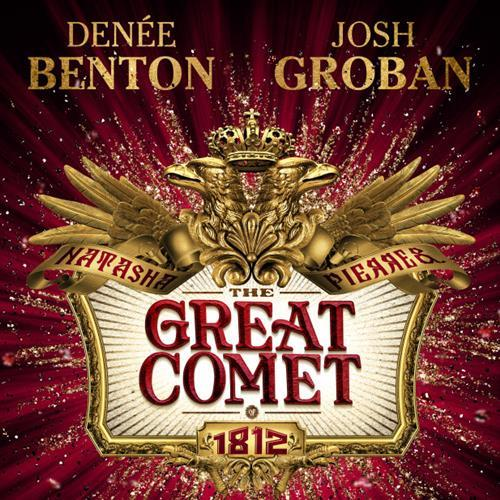 Josh Groban Dust And Ashes (from Natasha, Pierre & The Great Comet of 1812) cover art