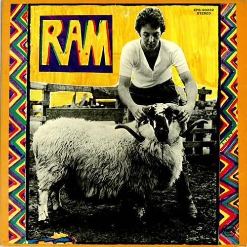Paul McCartney Dear Boy cover art