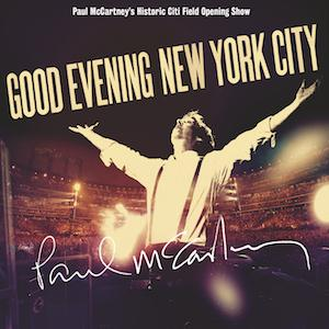 Paul McCartney Sing The Changes cover art
