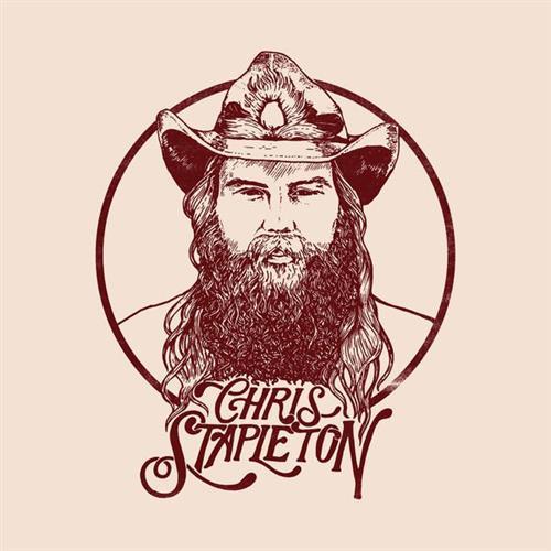 Chris Stapleton Either Way cover art