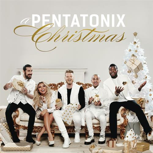 Pentatonix Merry Christmas, Happy Holidays cover art