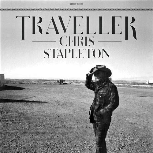Chris Stapleton Nobody To Blame cover art