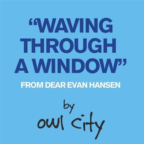 Owl City Waving Through A Window cover art