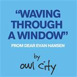 Owl City Waving Through A Window cover art