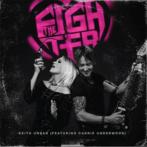 Keith Urban feat. Carrie Underwood Fighter cover art