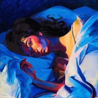 Lorde The Louvre cover art