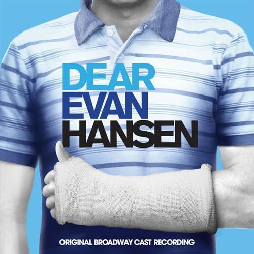 Pasek & Paul Sincerely, Me (from Dear Evan Hansen) cover art