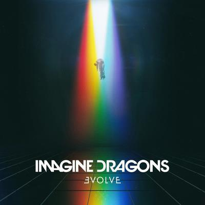 Imagine Dragons Thunder cover art
