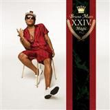 Bruno Mars That's What I Like arte de la cubierta