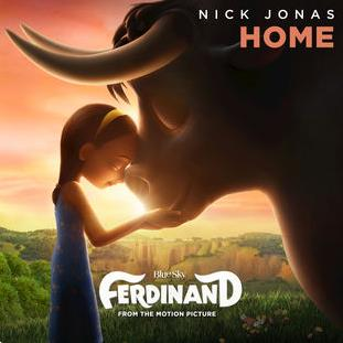 Nick Jonas Home cover art