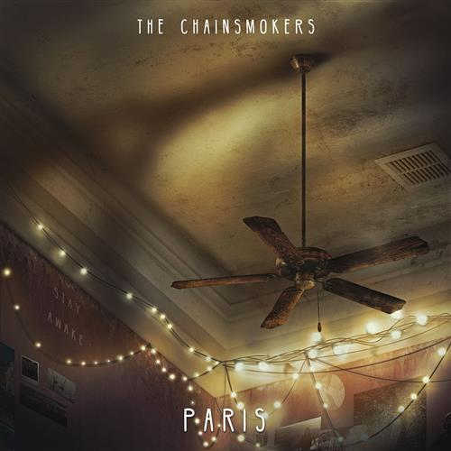 The Chainsmokers Paris cover art