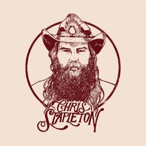 Chris Stapleton Millionaire cover art