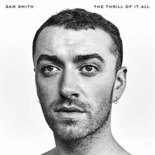 Sam Smith Burning cover art