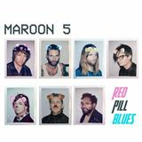 Maroon 5 Denim Jacket l'art de couverture