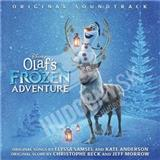 Kate Anderson The Ballad Of Flemmingrad (from Olaf's Frozen Adventure) cover art