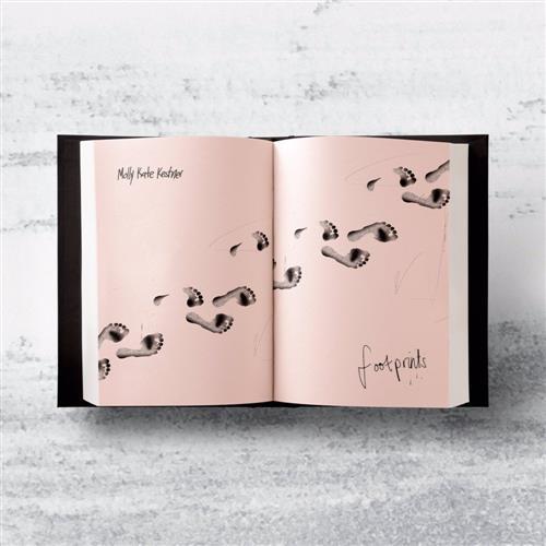 Molly Kate Kestner Footprints cover art
