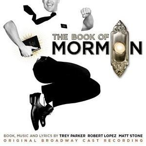 Trey Parker & Matt Stone All-American Prophet (from The Book of Mormon) cover art