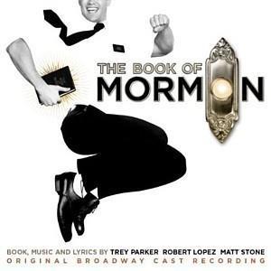 Trey Parker & Matt Stone Man Up (from The Book of Mormon) cover art