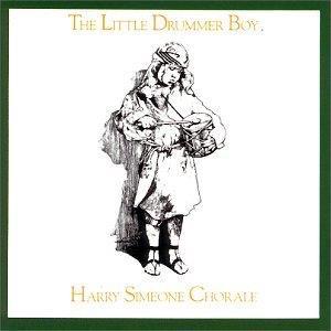 Harry Simeone The Little Drummer Boy cover art