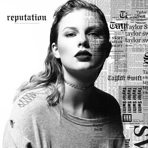 Taylor Swift Getaway Car cover art
